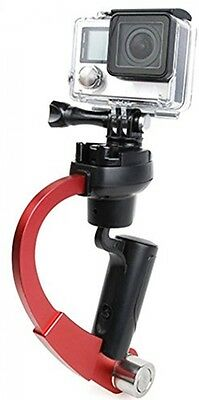 3-Axis Inertia Gyro Stabilizer W GoPro Grip Handle Stabilizer GoPro Gimbal For