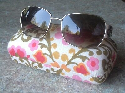 Vera Bradley Sunglasses with Hard Case