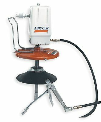 Lincoln Portable Grease Pump, 25 to 50 lb., 50:1 - 989