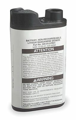 3M Battery Pack, Lithium - 520-04-57R01