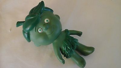 Vintage Green Giant Little Sprout Rubber Doll Figure