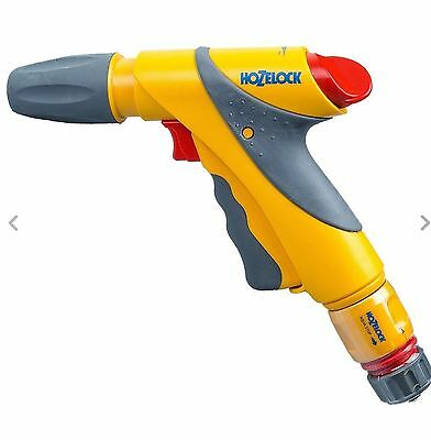 Hozelock 2682 8 Jet Spray Plus Water Gun and Aqua Stop