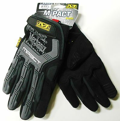 Mechanix Wear Large Men's M-Pact Work Gloves BRAND NEW SHIPS FREE