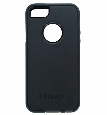 OtterBox Commuter Series Dual Layer Hard Case for iPhone SE / 5s / 5 - Black