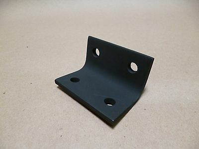 "1-3/8"" X 1-1/2"" X 2-1/4"" HEAVY DUTY STEEL DRILLED ANGLE BRACKET 3/16"" THICK 4Pcs"