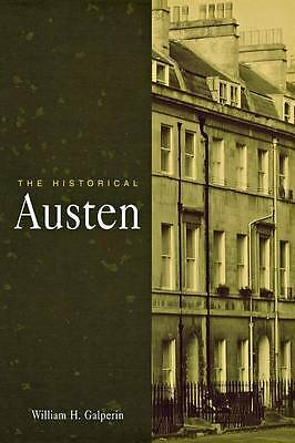 The Historical Austen, William H. Galperin