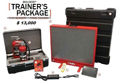Fire Extinguisher Training System (BullEx)