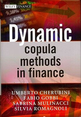 Dynamic Copula Methods in Finance, Umberto Cherubini