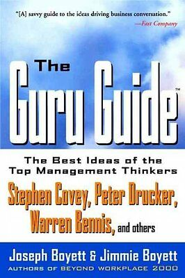 The Guru Guide, Joseph H. Boyett