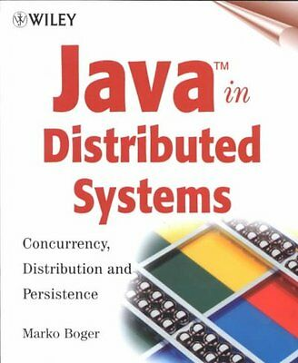 Java in Distributed Systems, Marko Boger
