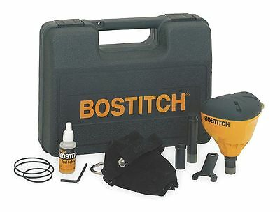 Bostitch Air Impact Nailer Kit, Yellow - PN100K