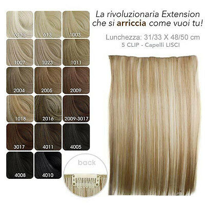 Extension Tech 5 Clip Colori Naturali termofibra Piastrabile 50 cm x 33 cm