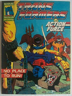 Transformers UK Comic Issue 238