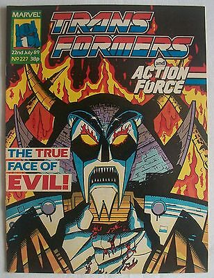 Transformers UK Comic Issue 227