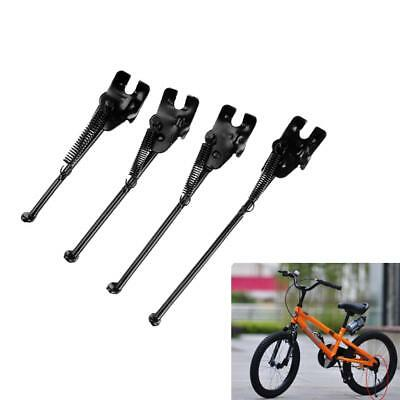 Steel Nonslip Foot Kids Bike Kickstand Side Kick Stand Universal Bicycle MTB