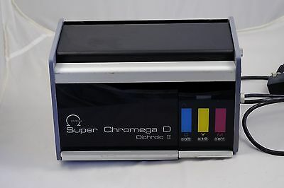 Omega Super Chromega D Dichroic II Lamphouse - Untested