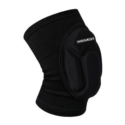 1 PC Elastic Knee Pads Breathable Leg Sleeve Outdoor Sports Protector Guards