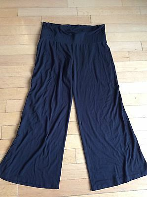 Liz Lange Maternity Pants Yoga Comfy Pilling Back Cozy Large 🍒 Sweat Pants