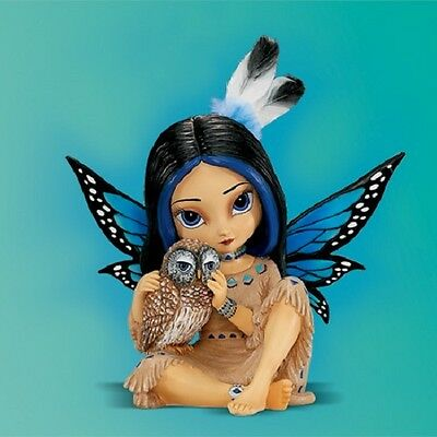 Nightsmind Spirit / Wisdom Fairy - Spirit Maidens -Jasmine Becket Griffith