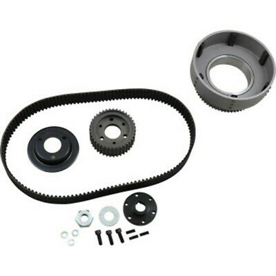 "BDL 8mm 1-1/2"" Open Primary Belt Drive Kit Kick Start Harley Panhead Knucklehead"