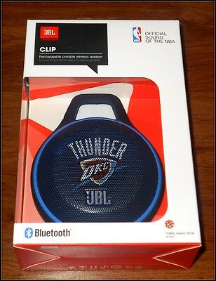 JBL Clip NBA Edition - Thunder Plus One Generic USB 2.0 Bluetooth Adapter New!