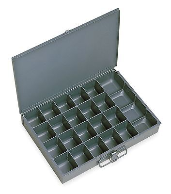 "Durham Compartment Box, 9-1/4"" Drawer Depth, 13-3/8"" Drawer Width, Compartments"