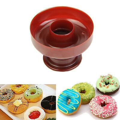 Nice Doughnut Donut Maker Biscuit Mould Cake Bread Fondant Baking Tool