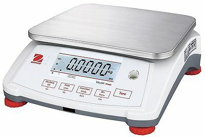 Ohaus Compact Bench Scale, Digital, 30kg, LCD - V71P30T
