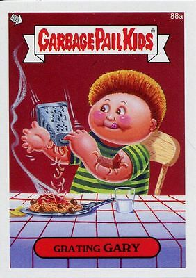 Garbage Pail Kids Mini Cards 2013 Base Card 88a Grating GARY