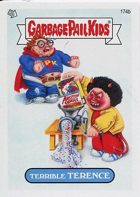 Garbage Pail Kids Mini Cards 2013 Base Card 174b Terrible TERENCE