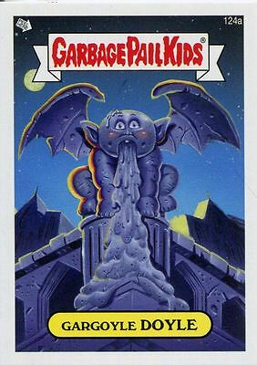 Garbage Pail Kids Mini Cards 2013 Base Card 124a Gargoyle DOYLE