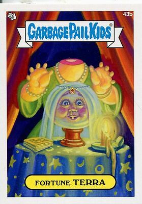 Garbage Pail Kids Mini Cards 2013 Base Card 43b Fortune TERRA