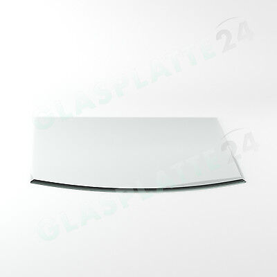 Spark Guard Plate Chimney Stove Glass Bottom Plate Baseplate Plate Glass G5 6mm