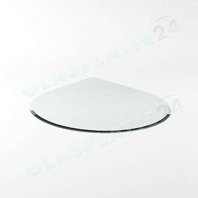 Spark Guard Plate Chimney Stove Glass Bottom Plate Baseplate Plate Glass G3 6mm