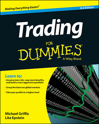 Trading For Dummies, Michael Griffis