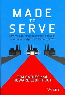 Made to Serve, Timothy Baines