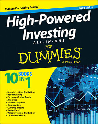 High–Powered Investing All–in–One For Dummies,  Consumer Dummi