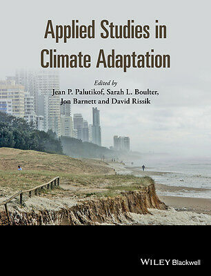 Applied Studies in Climate Adaptation, Jean P. Palutikof