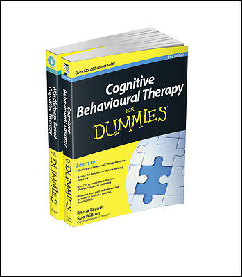 CBT For Dummies Collection – Cognitive Behavioural Therapy For Dummies, 2n