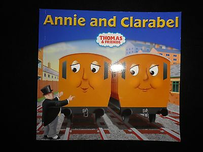 Thomas The Tank Engine & Friends - Book 34 : Annie and Clarabel - Birthday Gift