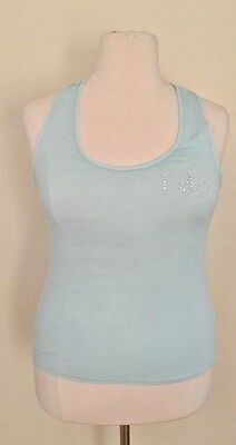 "Women's Wedding/ Bridal Rhinestone Bedazzled ""I do"" Tank Size XL"