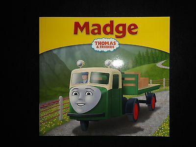 Thomas The Tank Engine & Friends - Book 60 : Madge - Birthday Gift