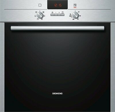 Siemens HB23AT510 Stainless steel - Built in oven