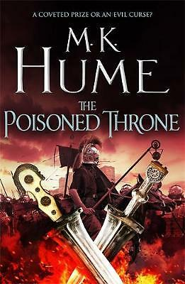 The Poisoned Throne, M. K. Hume