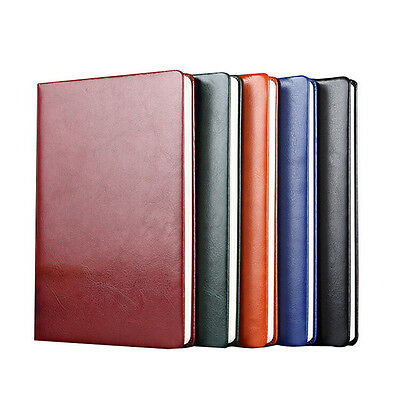 Top Quality Diaries Journals Notebook Note Book Vintage PU Leather Cover RedMDAU