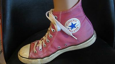 Vintage Converse Chuck Taylor All Star Made In Korea Men's Size 9 Rare Shoes