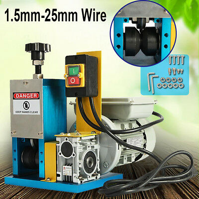 Portable Electric Wire Stripping Machine Metal Copper Cable Peeling Stripper