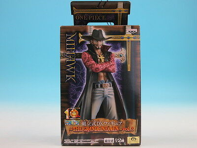 One Piece DX Figure THE GRANDLINE MEN vol.3 Mihawk Banpresto