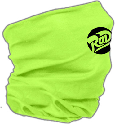 Facemask Rad The Multi Lime Green 2016