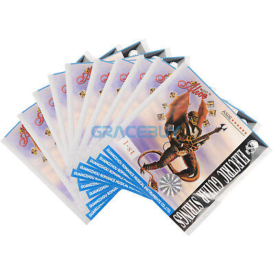 10pcs Alice Steel Single Electric Guitar Strings Light / Super Light 1st 2nd 3rd